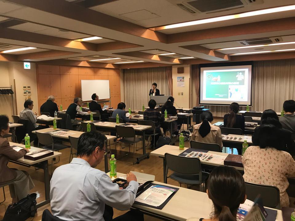 横浜市西区薬剤師会学術講演会にて「災害時の感染対策の基本」講演させていただきました。