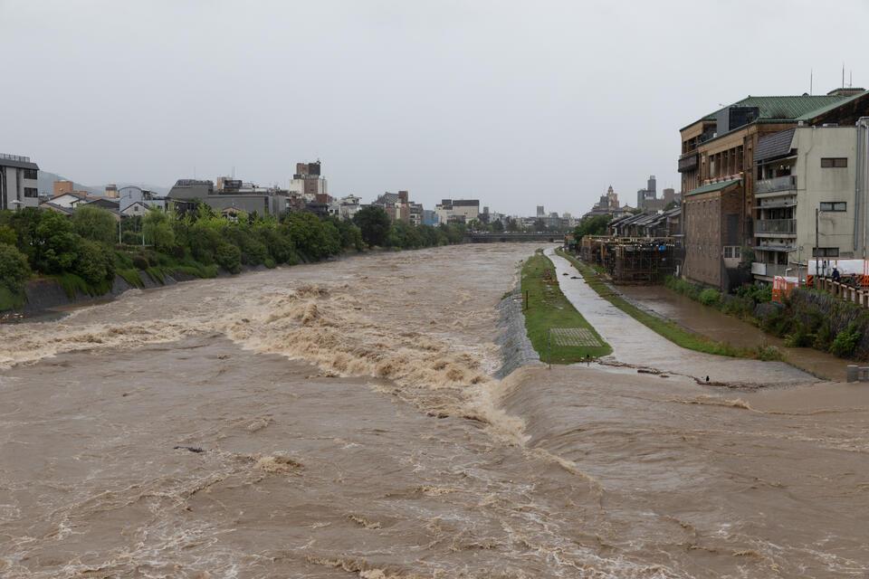大雨による避難や水害発生時の感染対策
