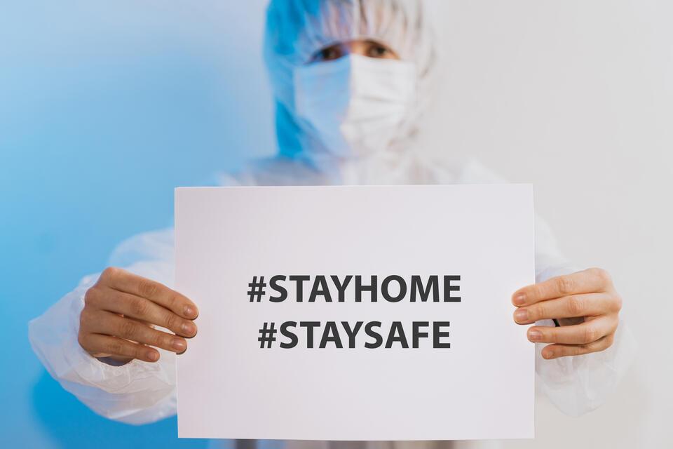 2回目の緊急事態を宣言- 新型コロナウイルス感染症について-