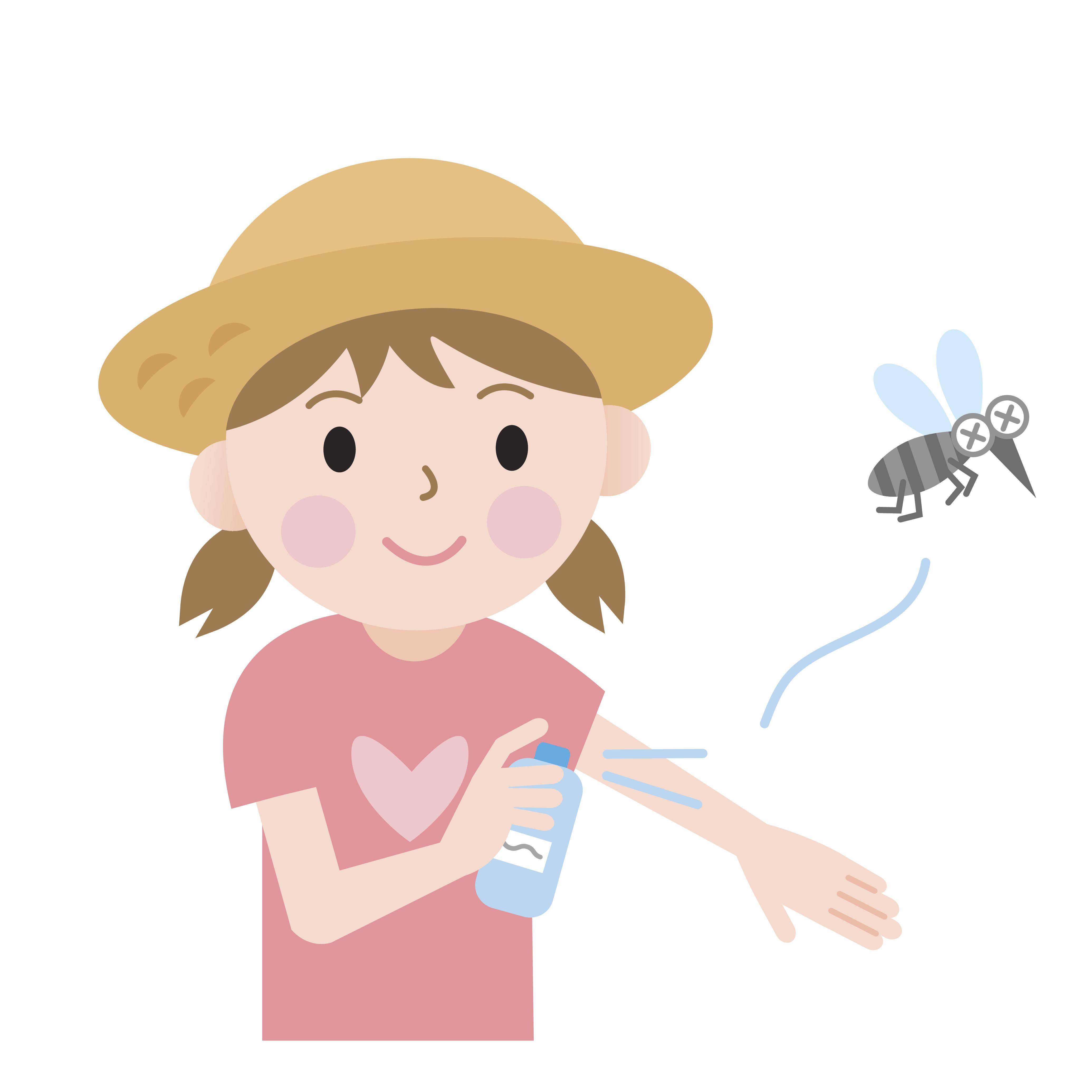 『How to 感染対策』に「蚊はかゆいだけじゃない!?」を掲載しました。